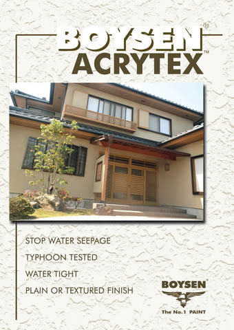Pacific Paint Boysen Philippines Inc Solvent Based