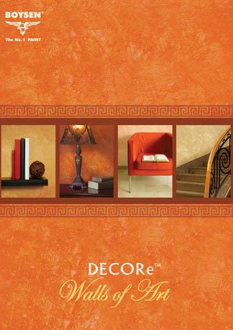 boysen decore classic - Decore