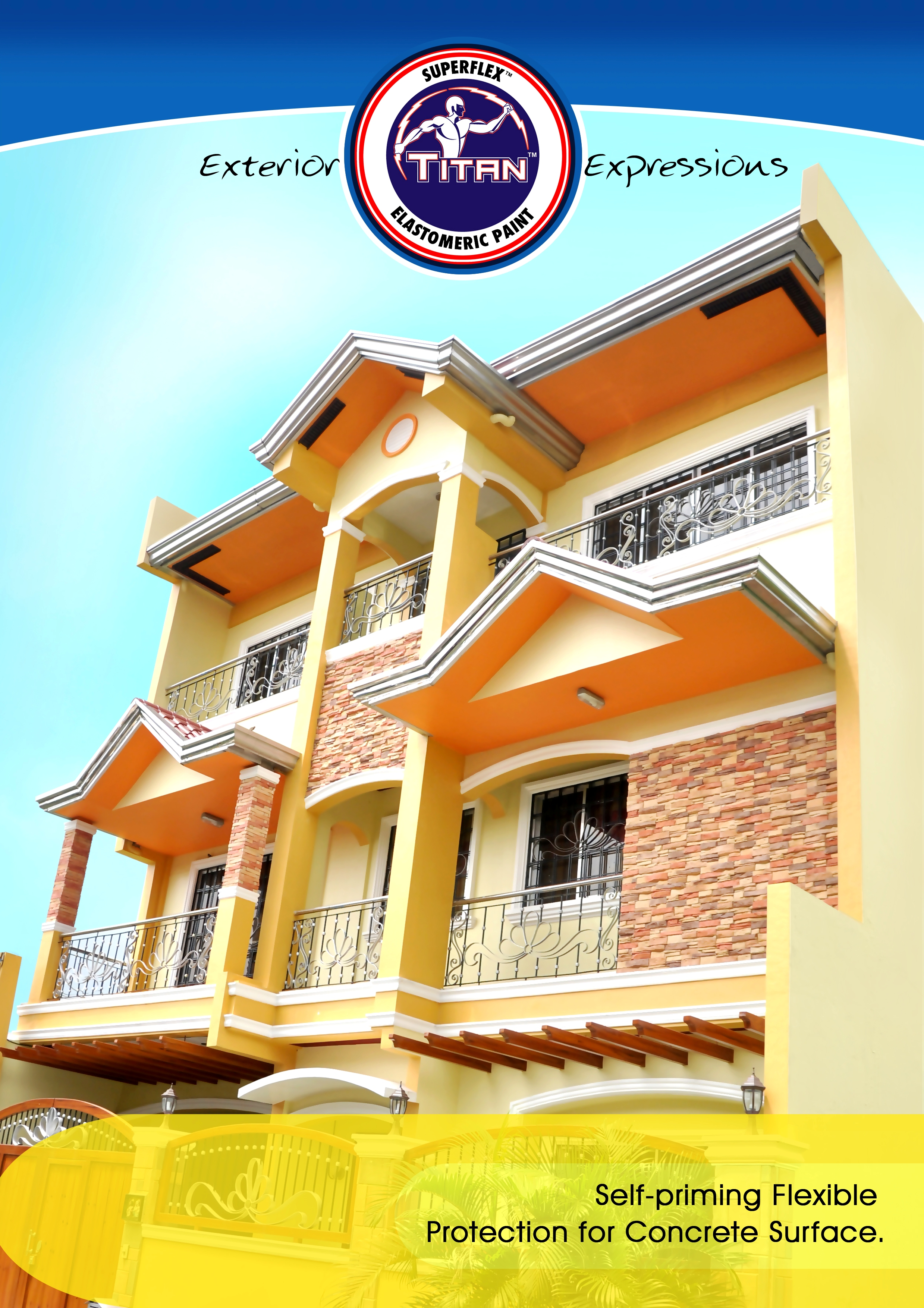 Exterior House Painting Pictures Philippines Roof Paint Philippines Fabulous Simple Modern