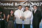 Readers Digest Trusted Brand