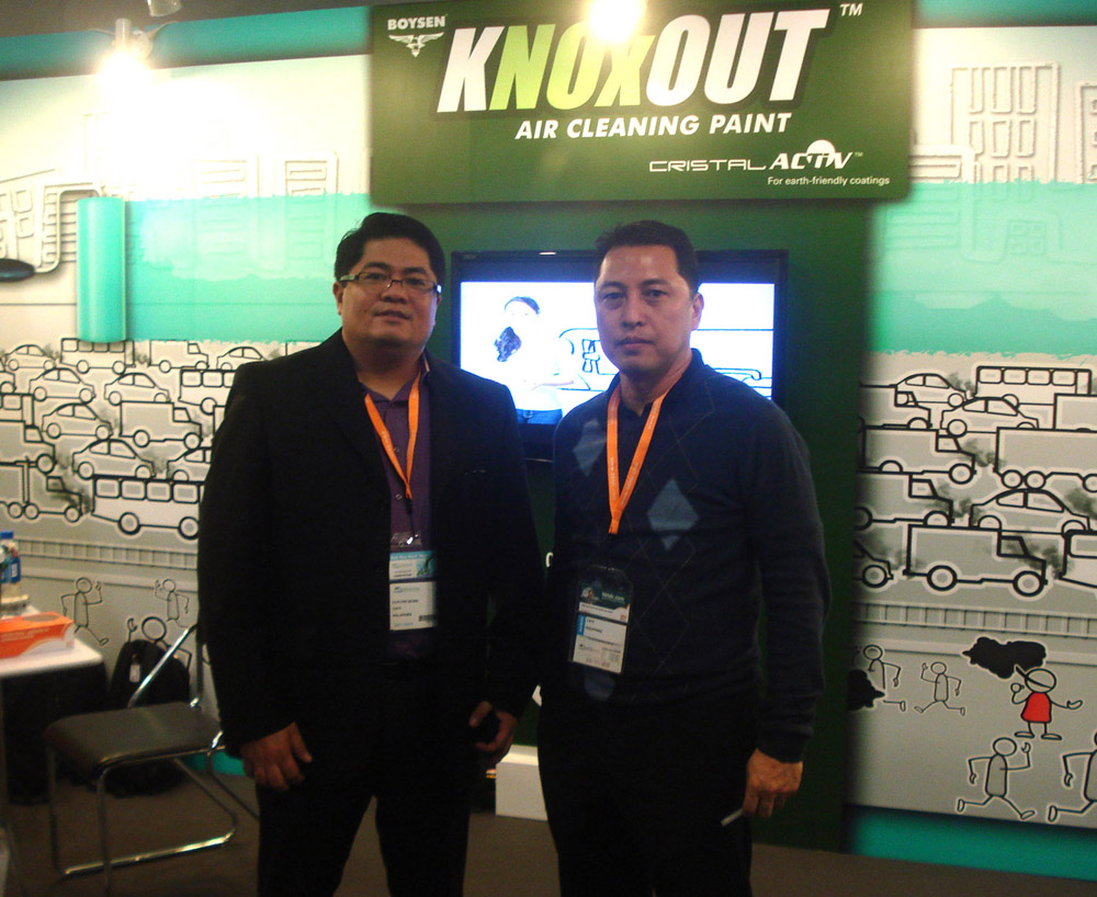 KNOxOUT Goes Global