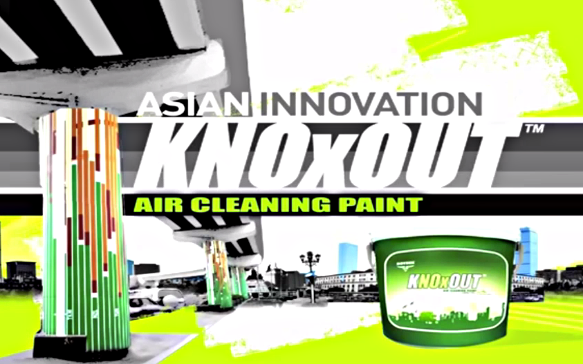 BOYSEN<sup>®</sup> KNOxOUT™ featured in NatGeo Innovasians