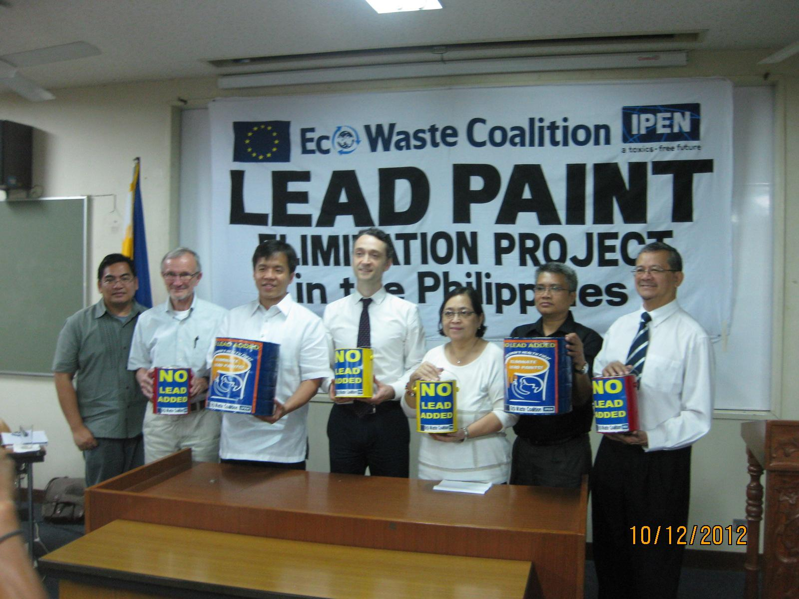 BOYSEN<sup>&reg;</sup> participates in the National Inception Workshop on Lead in Paint Elimination Project