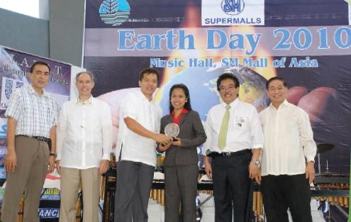 BOYSEN<sup>®</sup> Plant Recognized for Green Achievements