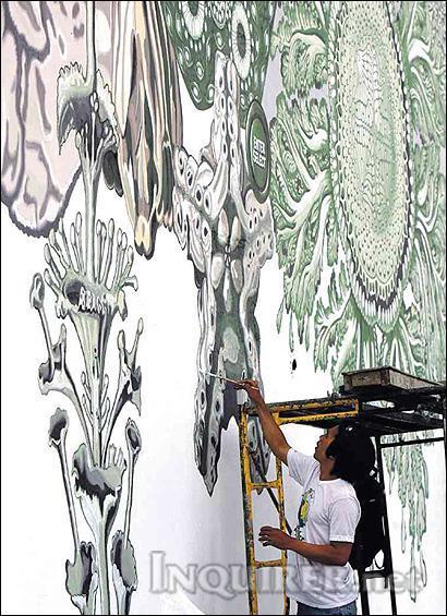 'Paint Edsa Green' project starts